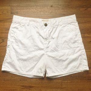 🌴20% off🌴Current/Elliott white cotton shorts